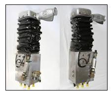 Bucket Truck upper control valve rebuild service