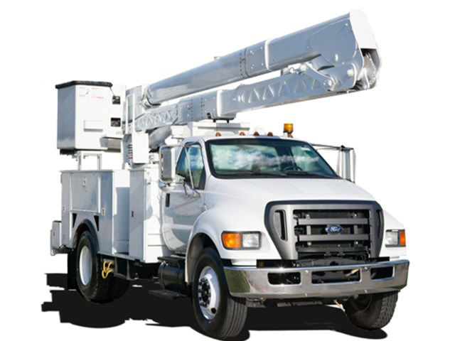We can supply bucket truck parts from many manufacturers.  These vehicles are also called boom trucks