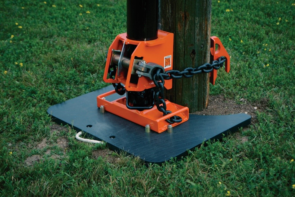 Portable Pole Pullers -buckettruckpartsUtility Equipment ...