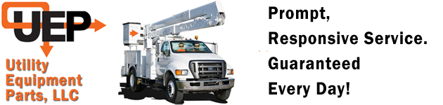 Utility Equipment Parts, LLC. Prompt, Responsive Service. Guaranteed Every Day!