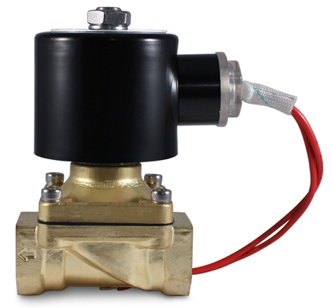 example of a solenoid valve
