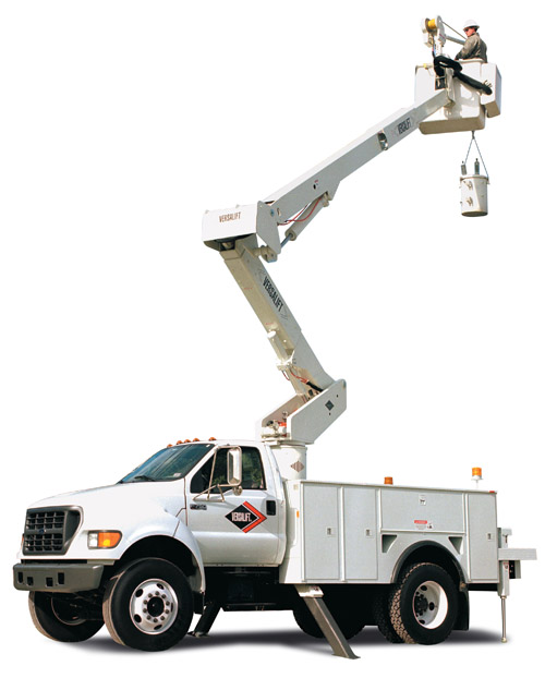 Boom Lift Truck : Bucket truck parts for hi ranger terex telelect altec