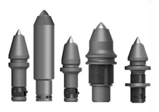 Pengo Augers, Conical Teeth