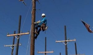 DICA lineman's rodeo
